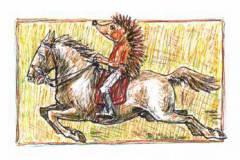 Zu-Pferde